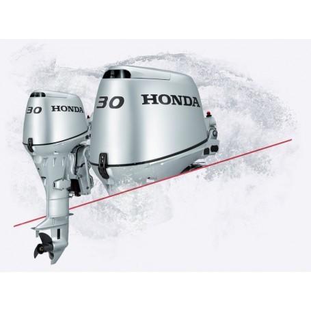 Honda BF 30 Rövid Tribes Csónakmotor Önindítóval, Kiemelés Rásegítővel
