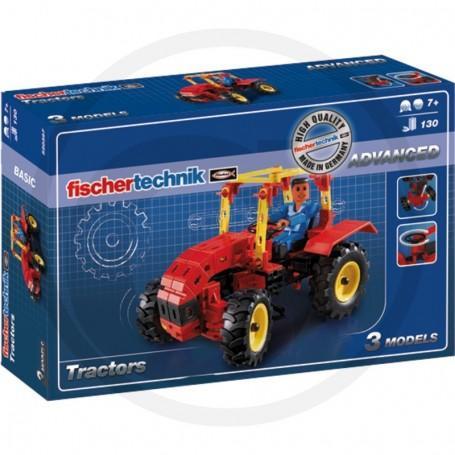 Fischertechnik Traktor