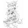 MTD Cub Cadet fűnyírótraktor kés 742-0674