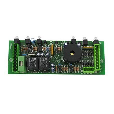 Castelgarden TC 102, 102 Hydro Stiga Elektromos kártya 25722406/0