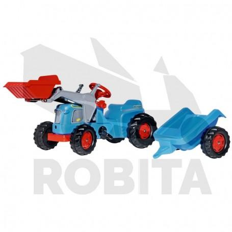 Rolly Toys Classic Trac + Utánfutó + Rakodó