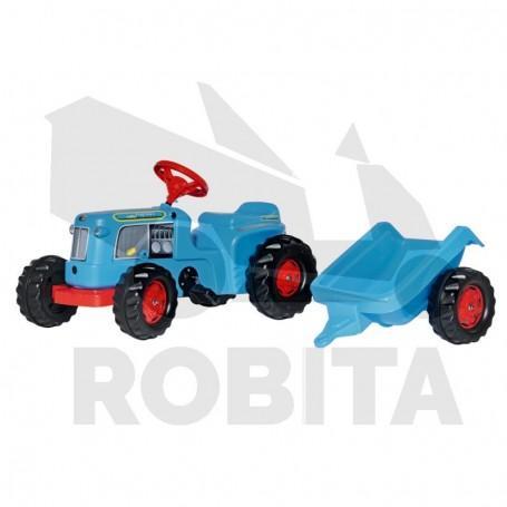 Rolly Toys Classic Trac + Utánfutó